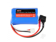 LiIon 7.4V 800mAh Battery Pack dean - JOY82019