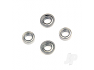 Bearing (2pcs) + Flange Bearing (2pcs) (Mad Flow B - JOY860309