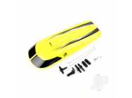 Yellow Colour Hatch with Decals & Painting - JOY890106