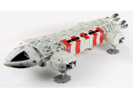 Space:1999 Rescue Eagle Prebuilt Display Model - MPC903