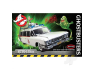 Ghostbusters Ecto-1 with Slimer Figure Snap - POL958