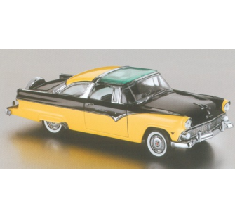 Ford 1955 Fairlane Crow FranklinMint 1/24 - T2M-B11E017