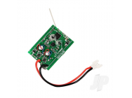 Receiver With Gyro and Servos (Aviator 400) - SNKPR2201