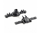 FTX OUTBACK F/R AXLE HOUSING SET - FTX8130