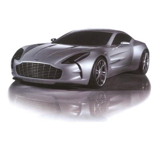 Aston Martin One-77 MondoMotors 1/18 - T2M-MO50105
