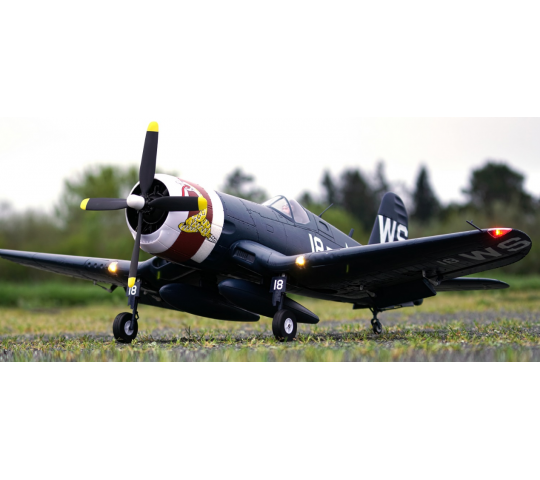 F4U-4 Corsair 1100mm PNP Arrows - AH008P