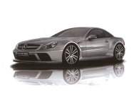 Mercedes SL65 AMG MondoMotors 1/18 - T2M-MO50104