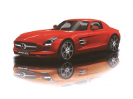 Mercedes SLS AMG MondoMotors 1/18 - T2M-MO50106