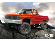 MST CMX C-10 Pickup RTR Orange - MST531505O