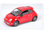 Abarth 500 Tributo Ferrar MondoMotors 1/18 - T2M-MO50107