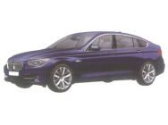 BMW 550 GT MondoMotors 1/24 - T2M-MO51149
