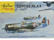 Heller Curtiss H-75A3 Hawk Edition Speciale Musee - HEL-80214