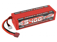 Lipo 3S 11.1V 5400mAh 50C Sport Racing Team Corally - C-49445