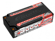 Lipo 2S 7.4V 5000mAh 120C LGC Shorty Team Corally - C-49505