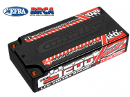 Lipo 2S HV 7.6V 4200mAh 120C LCG Shorty Team Corally - C-49600