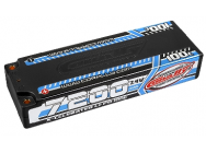 Lipo 2S 7.2V 7200mAh 100C Stick Team Corally - C-49720