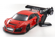 Inferno GT2 VE RACE SPECS Audi R8 LMS Rouge - K.34102B