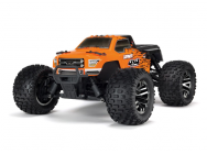 Arrma 1/10e Granite 4x4 3S BLX Orange-Noir - ARA102720T1