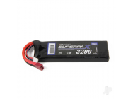 Radient LiPo 2S 3200mAh 7.4V 30C Deans (HCT)  - RDNB32002S30HCT