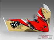 Aile volante MAXI SWIFT - SPACE RACER - MS Composit - MSC-18000.01