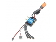 120A BL Marine ESC 2-6S Single Connector - DYNM3878