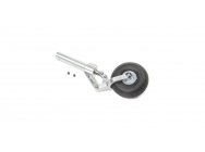 Nose Strut w/Wheel: HAVOC Xe 80mm EDF Sport Jet - EFLG342