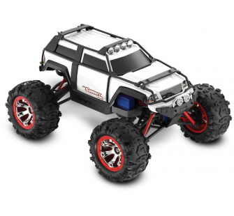 Mini Summit VXL 1/16 Traxxas Blanc - TRX-7207-WHIT