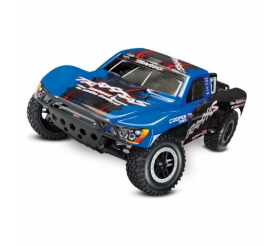 SLASH Hawaian 4x2 1/10 Brushless TSM iD Traxxas (sans AQ / CHG) - TRX58076-4-HWN-COPY-1