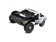 SLASH FOX 4x2 1/10 Brushless TSM iD Traxxas (sans AQ / CHG) - TRX58076-4-FOX