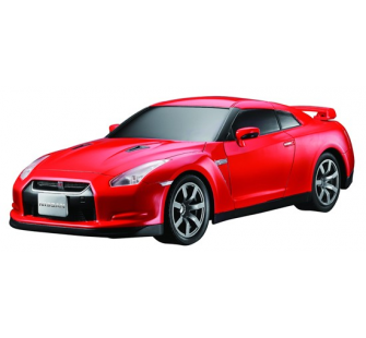 Nissan GT-R ROUGE (1:28) Modelco - MCO-42LC296-GTR-ROU