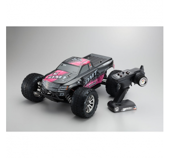 DMT VE-R 1/10 4WD Monster Readyset EP - KYO-30844RS