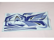 Arrows Hobby Feuille Decalques pour Marlin - ARRAH110