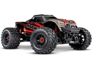 Traxxas MAXX 4S Brushless 4WD TQI TSM RTR Rouge - TRX89076-4-RED
