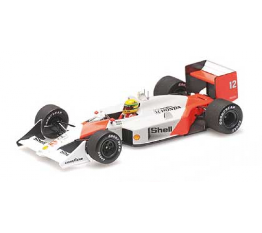 McLaren MP4/4 Minichamps 1/43 - T2M-547884112