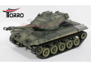 M26 Pershing Snow Leopard Airbrush & Chenille Metal Son Fumee - TRO-1112873521
