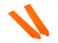 Plastic Main Blade orange MCPX - ORG-M3510-Z-ORANGE
