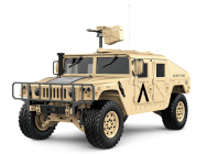Hummer H1 4x4 1/10 Desert US Army Pro-Edition RTR - 22418