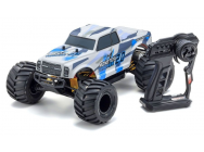 Kyosho Monster Tracker 2.0 EP 1/10 Readyset Bleu - K.34404T1B