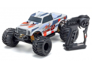 Kyosho Monster Tracker 2.0 EP 1/10 Readyset Rouge - K.34404T2B