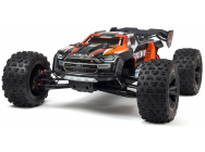 Arrma Kraton 1/5 BLX 4WD 8S Speed Monster RTR Red - ARA110002T2