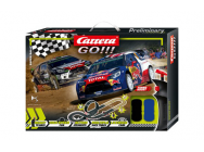 Super Rally Carrera 1/43 - T2M-CA62495