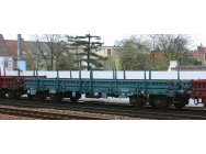 Jouef SNCB Wagons REMMS turquoise HO - HJ6177
