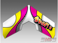 Aile volante SWIFT II - Racer - MS Composit - MSC-13000.41