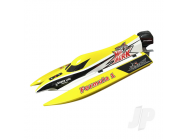 Bateau Mad Shark Brushed 2.4GHz RTR Joysway - JOY8203