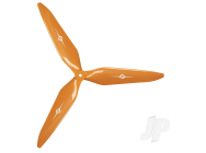 3X Power - 13x12 Propeller (CCW) Orange - MAS3X13X12NO1
