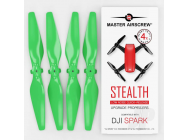 MR-SPARK - 4.7x2.9 Prop Set x4 Green - MASSP04729SG4
