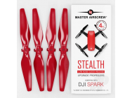 MR-SPARK - 4.7x2.9 Prop Set x4 Red - MASSP04729SR4