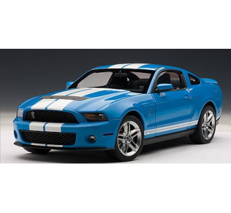 Ford Shelby GT 500 2010 AutoArt 1/18 - T2M-A72916