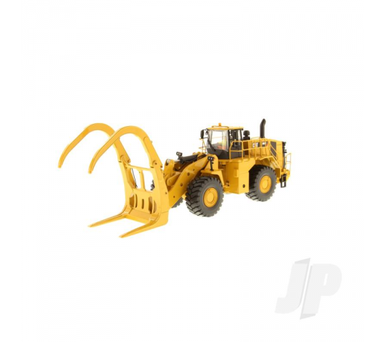 1:50 Cat 988K Wheel Loader with grapple - DCM85917