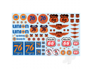 Phillips 66 & Union 76 Trucking Decal Pack (can be - MKA032